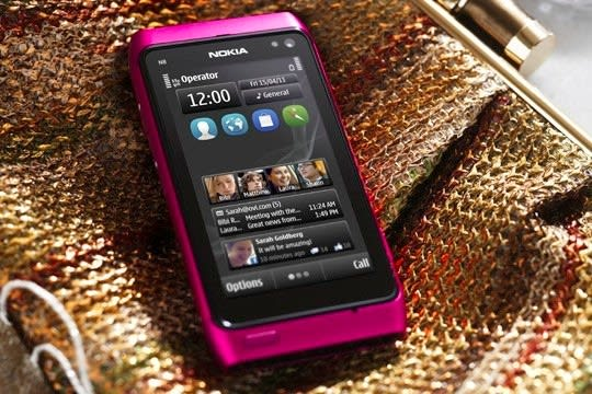 Symbian Anna now available for download on Nokia N8, E7, C7