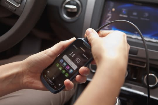 Nokia announces Car Mode with MirrorLink support for Symbian