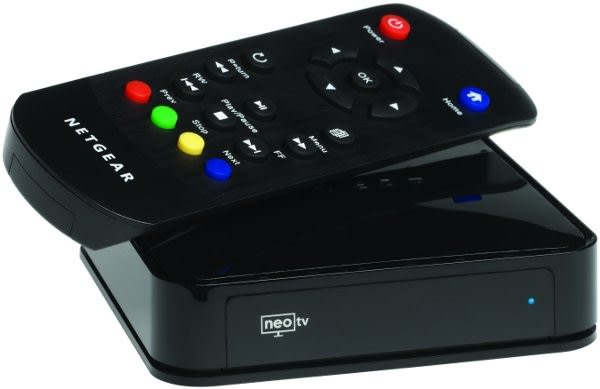 Netgear unveils NeoTV Streaming Player, takes another shot
