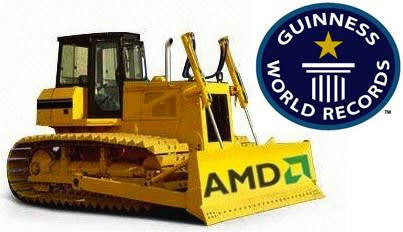 AMD gets Guinness World Record for fastest CPU with