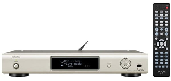 Denon DNP-720AE does network audio and not much else for