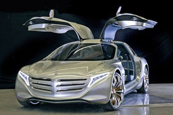 Mercedes Benz Is Certainly No Stranger To Hydrogen Ed Fuel Cell Vehicles And It Looks Like The Automaker Now About Show Off Its Latest Concept