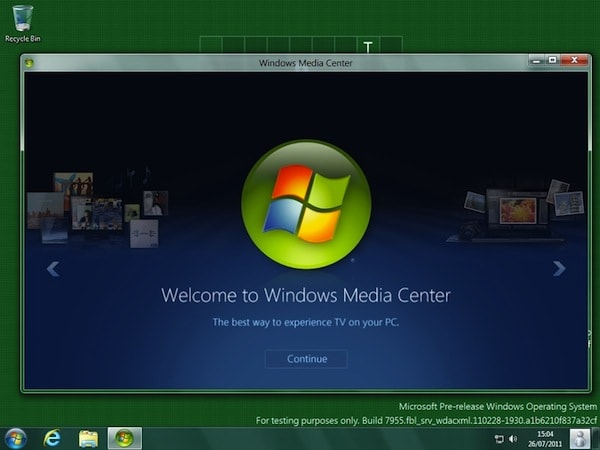 Microsoft breaks down Windows 8's Media Center upgrade path, Dolby