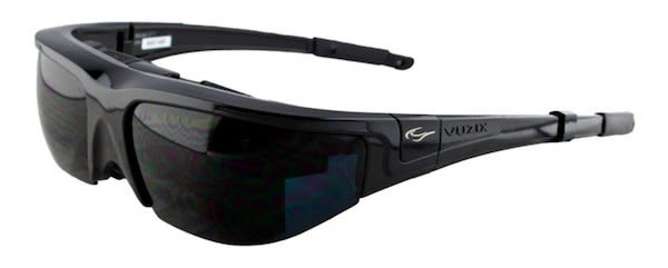 7c79ce094 If you scored yourself Vuzix's Wrap 1200 side-by-side 3D video eyewear last  month, you may want to know the company's VR variant is now available for  $600 ...