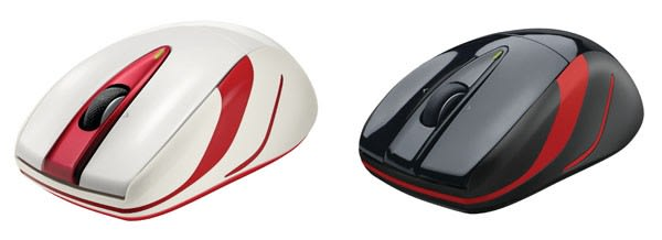 Logitech M525 wireless mouse lasts three years on a single pair of