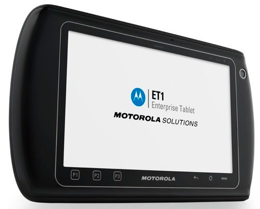 After Months Of Beta Tests Motorola S Et1 Tablet Was Finally Unveiled Today Bringing A Taste Android 2 3 To The Enterprise Market