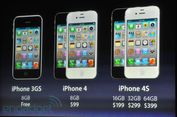 c347d128f84 Apple drops iPhone prices  8GB 3GS free