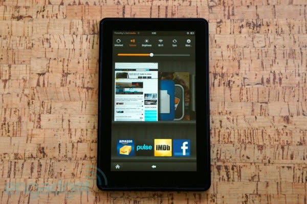 Amazon's Kindle Fire has sold out just in time for the company's