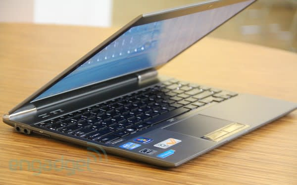 Toshiba Updates Portege Z835 Ultrabook With Ivy Bridge Renames It