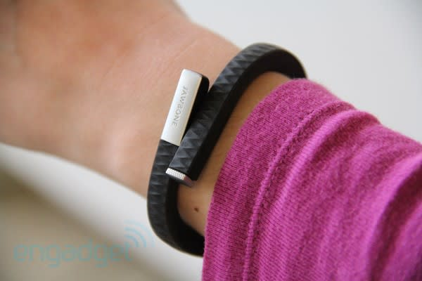 Jawbone Up Review Engadget