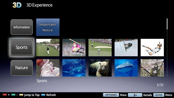Sony's 3D Experience channel tops 10 million views, some people like
