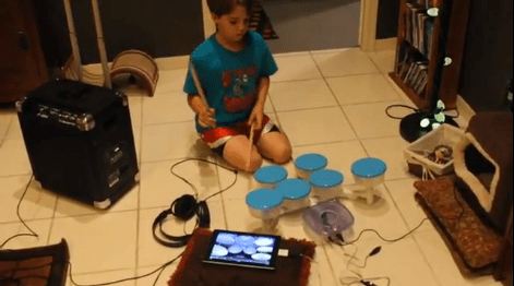 Drums and parents go together like cheese and gravel, but if the little ones want to learn, the smart buy is a headphone friendly electric kit.