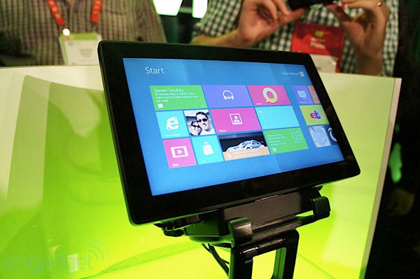 Desktop apps may run on Win8 for ARM after all    maybe