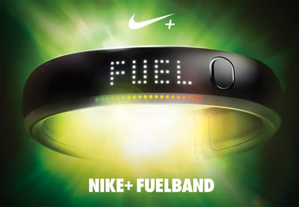 chaussures de séparation a2f3b eb8b7 The Nike+ FuelBand measures activity in NikeFuel, ready for ...
