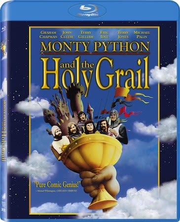 Monty Python and the Holy Grail comes to Blu-ray March 6th, brings