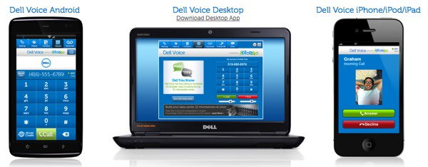Dell Voice offers VoIP, but only to Canadians