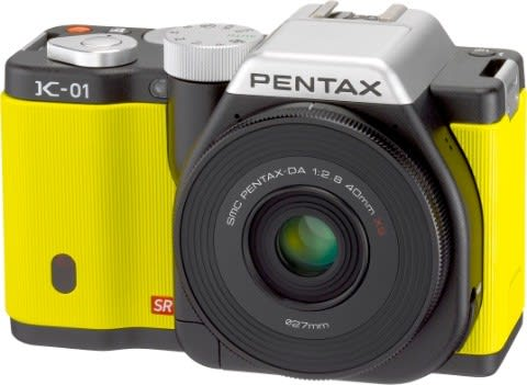Pentax Confirms The Rumors Mirrorless K 01 Coming March