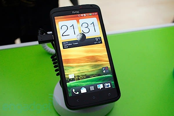 HTC One X gets rooted before retail debut