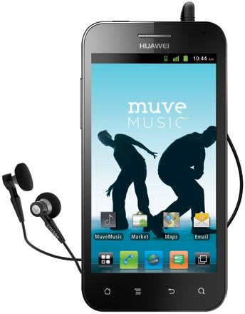 Huawei Mercury For Cricket Gains Unlimited Muve Music