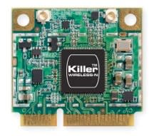 Killer Wireless-N 1202 and E2200 Ethernet controller launch, aim to