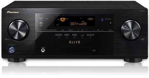 Pioneer adds two new Elite receivers to its 2012 lineup