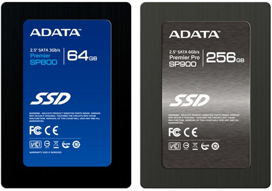 ADATA ships its Premier and Premier Pro SSDs to US, gives