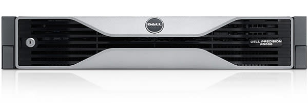 Dell Precision R5500 lets four graphics pros work on one PC