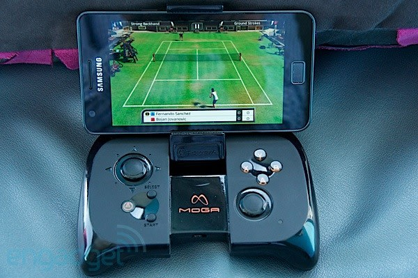 PowerA unveils MOGA Bluetooth controller for Android devices
