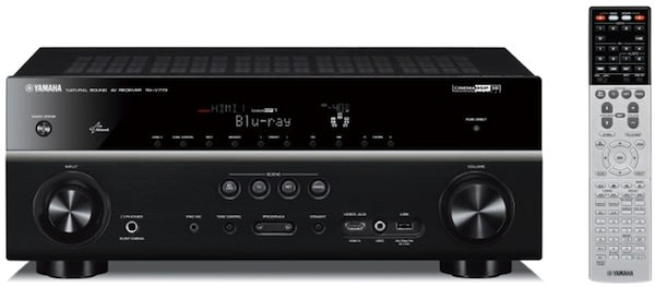 Yamaha outs RX-V773WA, RX-V673 receivers: AirPlay and 4K / 3D