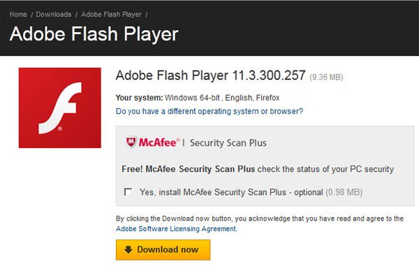 Adobe Flash 11 3 checks in with security fixes, OS X silent