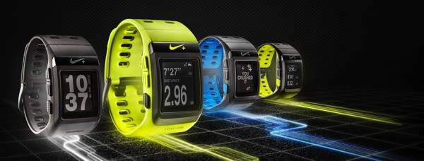 0b115b55c Nike and TomTom have updated the GPS-toting Sportwatch to include NikeFuel  and maintain parity with its FuelBand active bracelet.