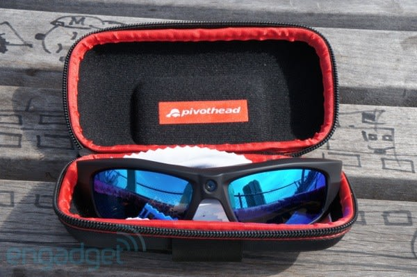 39f376c9586d Pivothead review  video recording eyewear for (reasonably) discreet POV  clips