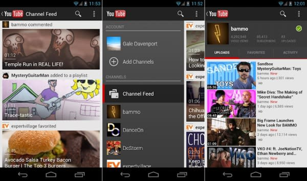 free download youtube for android 4.0.4