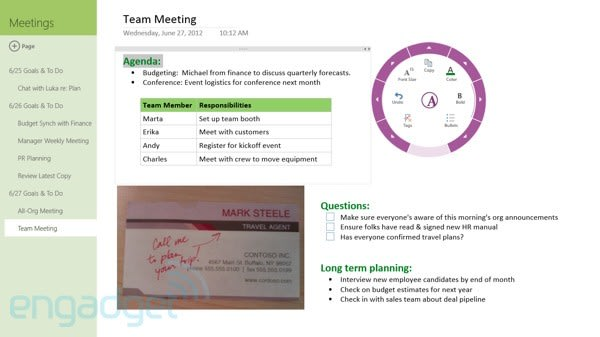 Microsoft Office 2013 preview: details, screenshots and