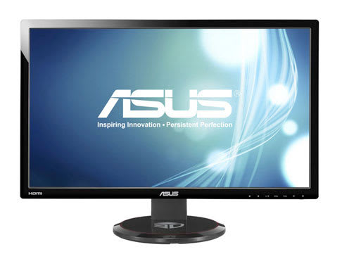 ASUS breaks through 120Hz refresh rate with VG278HE gamer monitor