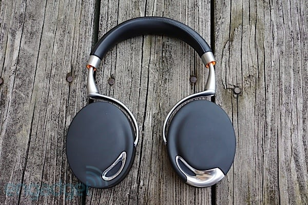 23845bb6362 Parrot Zik by Starck review: Is $400 worth it for the fanciest, techiest  headphones around?