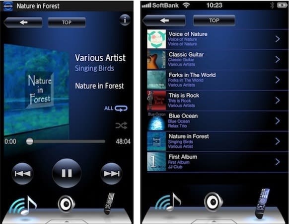 Onkyo upgrades remote apps for latest-gen receivers, intros