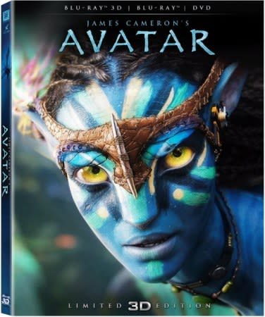 Avatar Blu-ray 3D Collectors Edition finally comes to retail in