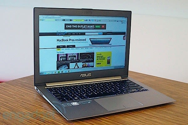 2cbb095e90 ASUS Zenbook Prime UX31A Ultrabook review: a high-res display, and a  much-improved keyboard