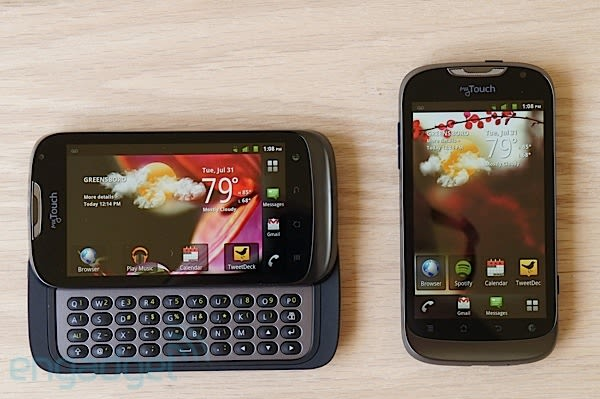 T-Mobile myTouch and myTouch Q review: two budget-friendly