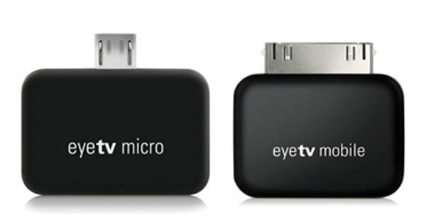 Elgato outs smaller EyeTV Mobile for iPhones and iPads