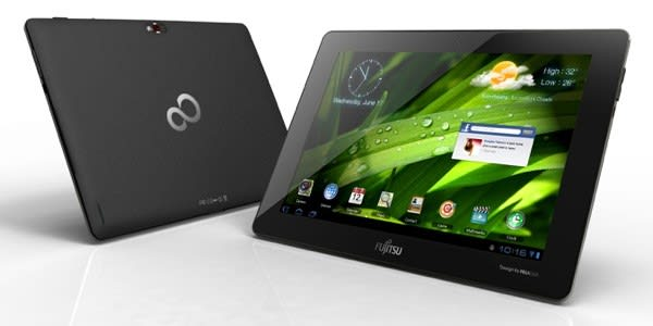 Fujitsu S Stylistic M532 Quad Core Tablet Ships To The Us