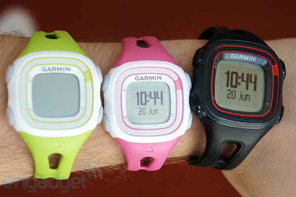Garmin Forerunner 10 >> Garmin Forerunner 10 Is A Gps Watch Designed For Outdoor