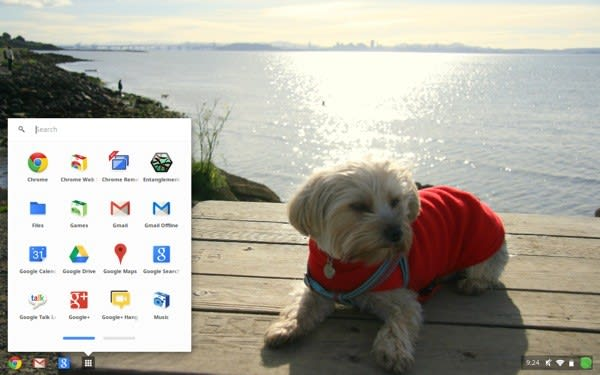 Chrome Os Update Revamps App List And Google Drive Saves