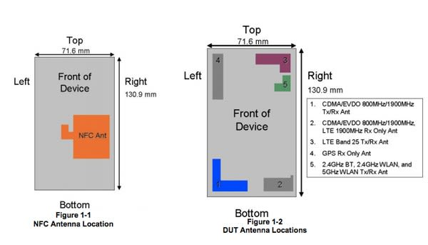 LG Eclipse (LS970) pops up in FCC docs, ready to prop up Sprint's