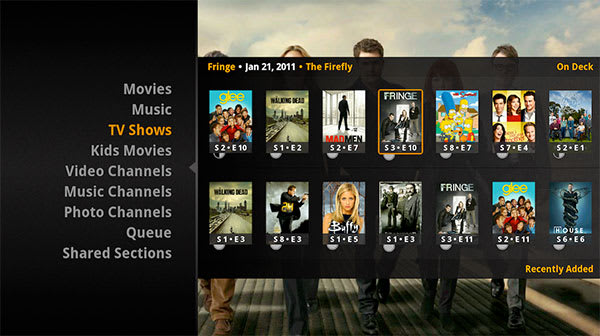 Plex brings extra hustle to Android, remote control to