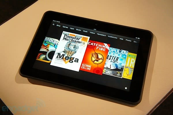 Amazon confirms Kindle Fire HD models use Android 4 0 under the hood