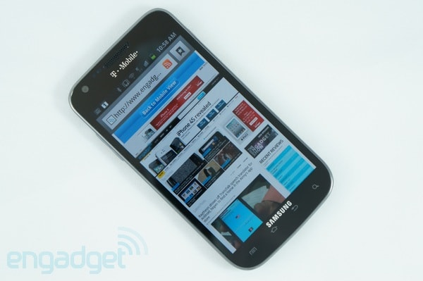 Samsung Galaxy S II for T-Mobile now available for $299