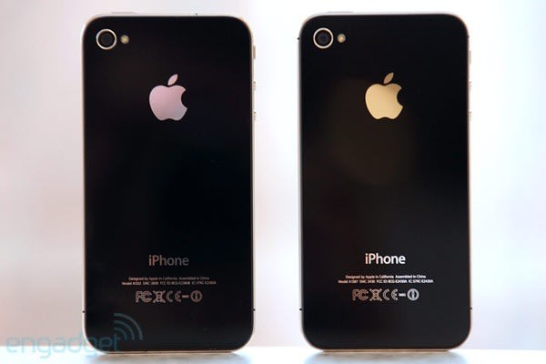 the difference between iphone4 and iphone4s