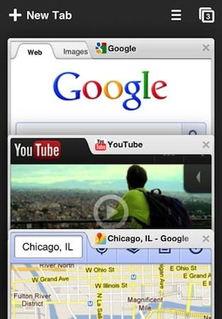 Google updates Chrome app for iOS 6, makes it friendly with